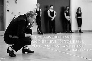 I love his quot... Michael Flatley Quotes