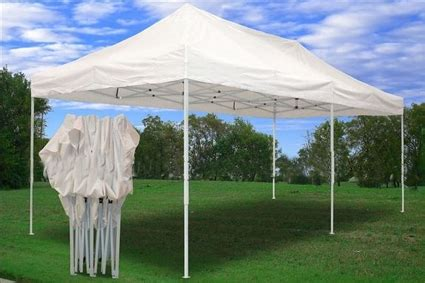 white    pop  canopy party tent