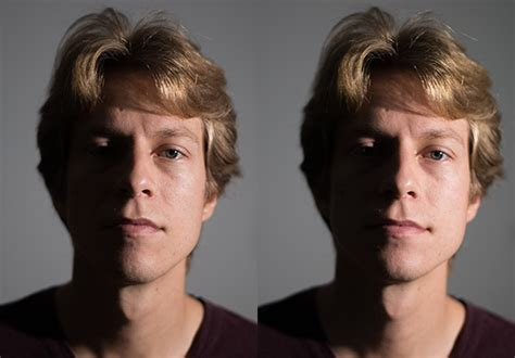 continuous lighting vs strobe how to take a portrait with shallow depth of field and