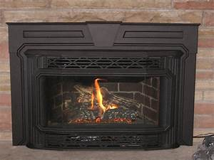 Replace gas fireplace with wood insert fireplaces for Replacement fireplace inserts