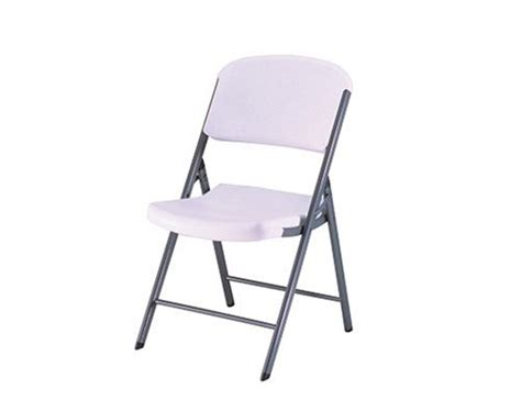 lifetime 32804 folding chair with molded seat and back