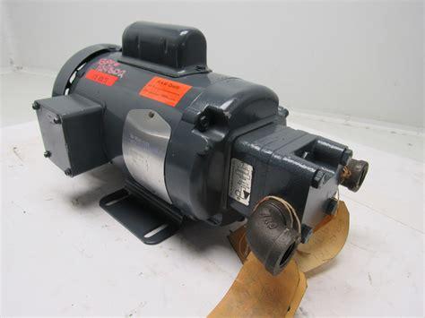 delta power delta power hydraulic a4 w 1 2hp 1725rpm 115 208 230v electric motor ebay