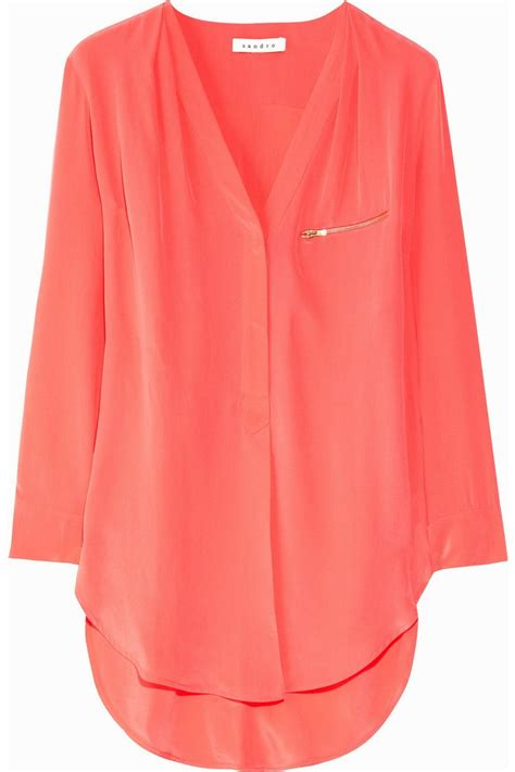 coral blouses and tops 17 best ideas about coral blouse on coral top