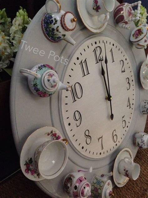 time  tea   busy making teapot teacup