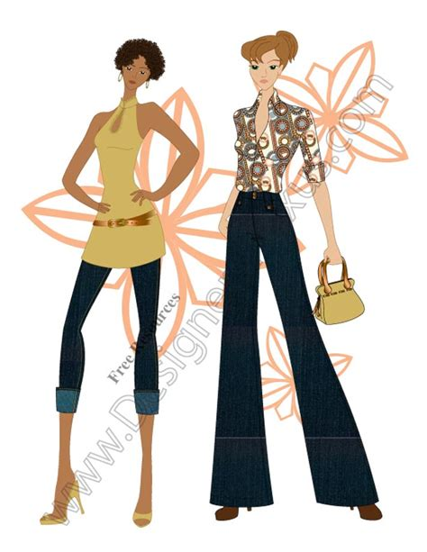 illustrator fashion drawing  fashion portfolio