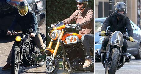 Pits, Bekhems, Rīvss un viņu īpašie motocikli - Motocikli ...