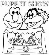 Theater Coloring Puppet Pages Puppets Master Pet Pup Worlds Popular Colorings Template sketch template