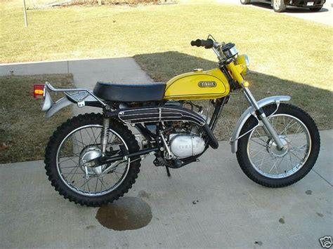 1971 Yamaha At1 Enduro 125 Motorcycle