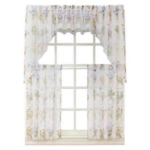 Kitchen Curtains Valances Target by Eves Garden Kitchen Valance White 54 Quot X 14 Quot Target