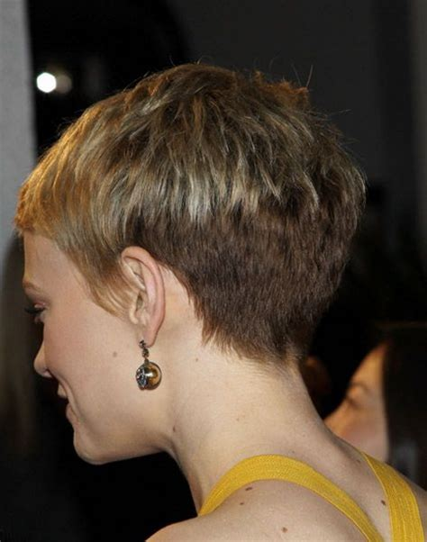 Back Of Pixie Hairstyles by Back View Of Pixie Hairstyles