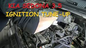 Kia Sedona 3 5 - Plugs  Wires And Coils