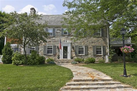 Center Hall Colonial Revival  Dream House Pinterest