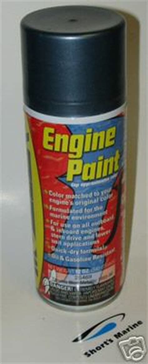 Yamaha Boat Motor Touch Up Paint by Moeller Yamaha Outboard Motor Paint Blue Metallic 85 90 Ebay