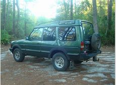 1991 Land Rover Discovery 2Door Only one in the USA