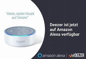 Amazon Echo Erfahrung : deezer ist jetzt auf amazon alexa verf gbar deezer press ~ Lizthompson.info Haus und Dekorationen