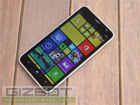 nokia lumia 1320 on review bold beautiful and affordable gizbot news