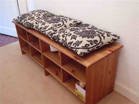 Entryway Benches Ikea by Shoe Storage Bench Ikea Home Furniture Design