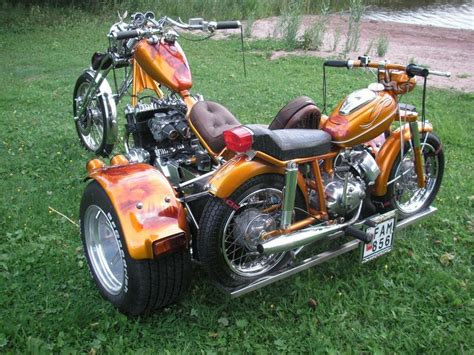 The Only Acceptable Trike Is A Dohc That's Capable Of