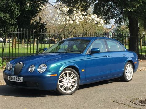 Jaguar S-type In Wimbledon London