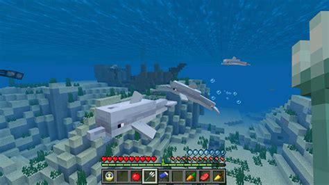 minecrafts ocean expanding update aquatic