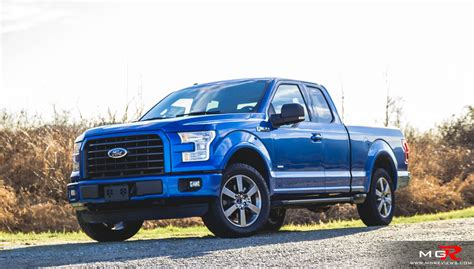 Review 2015 Ford F150 Xlt Ecoboost Mgreviews