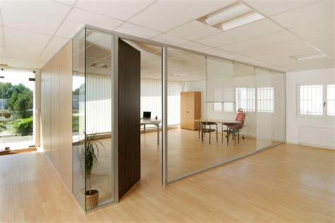 cloison verre bureau prix cloison amovible vitrée menuiserie image et conseil