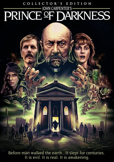 Prince of Darkness DVD Release Date