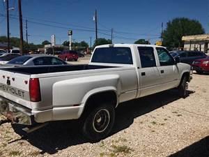 1993 Chevrolet C  K 3500 Crew Cab 6 5 Turbo Diesel