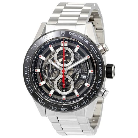 tag heuer carrera tag heuer carrera chronograph automatic men 39 s watch