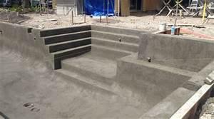 prix d39une piscine tarif moyen cout de construction With cout de construction d une piscine