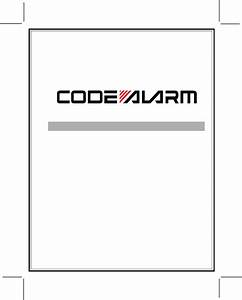 Code Alarm Remote Starter Ca611 User Guide
