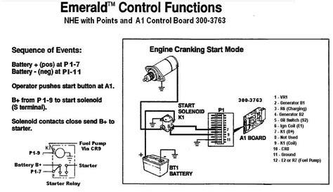 Need Schematic Drawing Onan Circuit Board