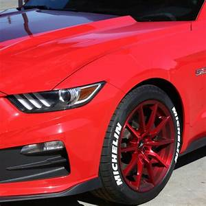 michelin tire lettering tire letters tire stickers com With mustang white letter tires