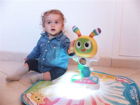 on a test 233 le tapis de danse bebo de fisher price