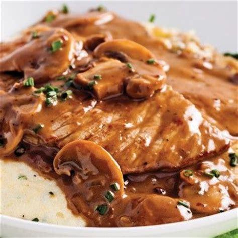 marsala cuisine escalopes de veau sauce marsala et poivre recettes