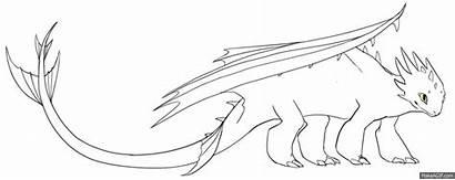Wraith Dragon Sand Base Lineart Transparent Deviantart
