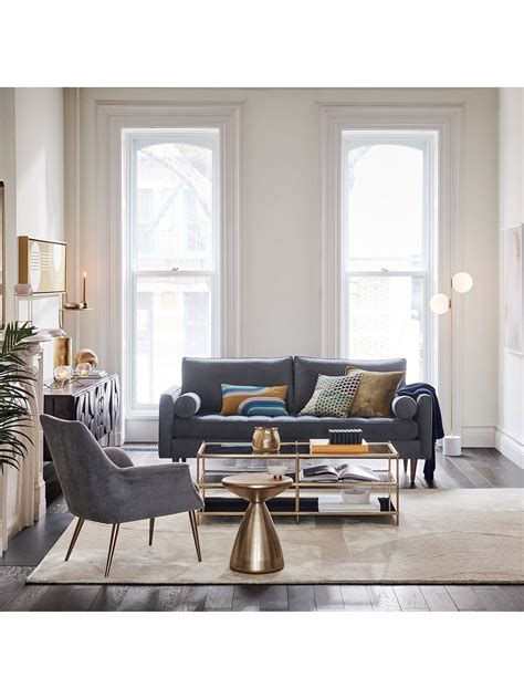 Today i wanted to talk a little bit about my new west elm terrace coffee table. west elm Terrace Coffee Table at John Lewis & Partners
