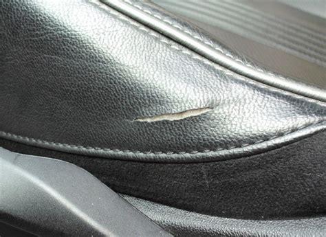réparer canapé cuir déchiré comment reparer le cuir dechire