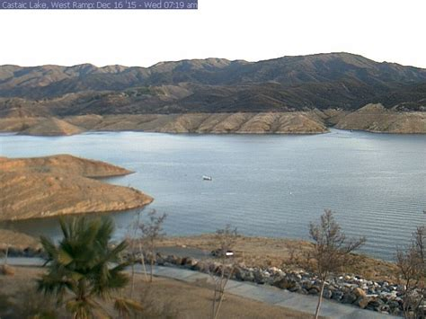 El Capitan Lake Boat Rental by Southern California Lakes Affected By The Drought