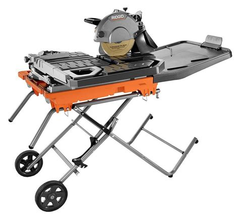 tile saw water not working ridgid beast 10 inch tile saw pro construction guide
