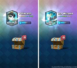 Free Royale Chest Legendary Card Clash