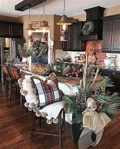 30, Cozy, And, Wonderful, Rustic, Farmhouse, Christmas