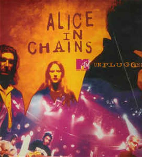 In Chains Angry Chair Unplugged by In Chains Mtv Unplugged Vinyl Lp At Discogs
