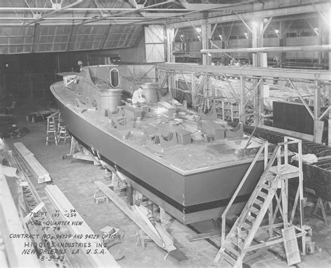 Pt Boat Louisiana by Higgins Ww2 Pt Boat Manufactured In Louisiana Images Of