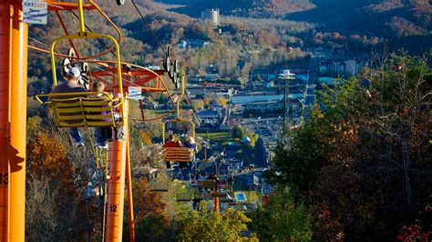 Sky Chair Lift Gatlinburg by Gatlinburg Sky Lift In Gatlinburg Tennessee Expedia