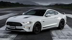 Ford Mustang GT Black Shadow 2019 4K 5K Wallpaper | HD Car Wallpapers | ID #14005
