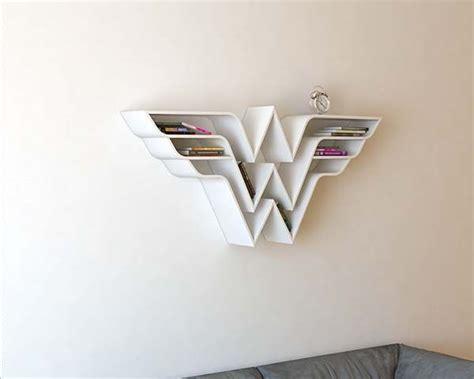 concept bookshelves inspired  captain america