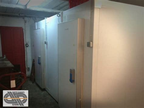 chambres froides d occasion chambres froides négative 8m3 monobloc de rigo cibin