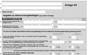 Riester Rente Vorzeitige Auszahlung Berechnen : mit der riester rente steuern sparen taxfix ~ Themetempest.com Abrechnung
