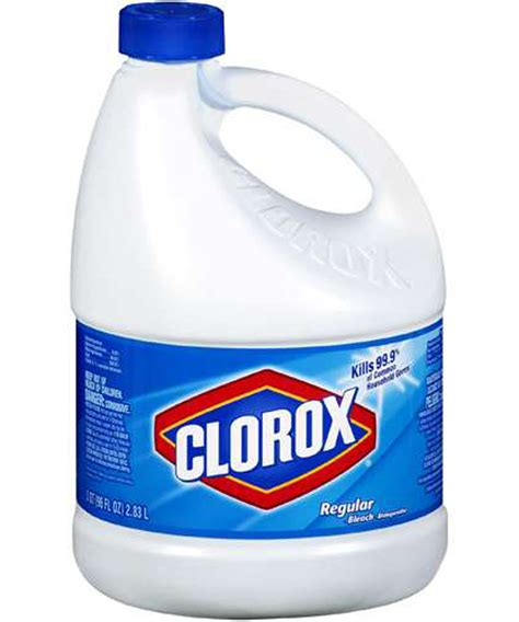 wine bottle clorox 3 78 qt